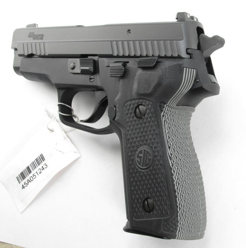 Sig Problems:P320 X Carry vs P229 - Calguns net